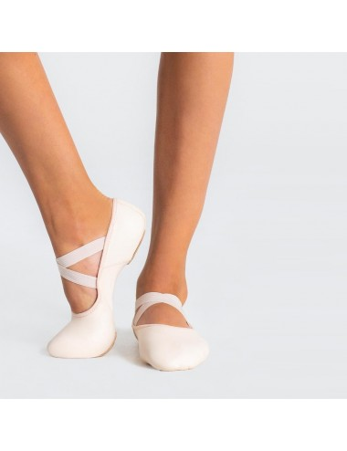 2038W- Capézio Leather Ballet shoe